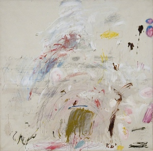 Cy Twombly--School of Athens, First Version