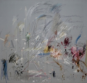 Cy Twombly--School of Athens, Second Version