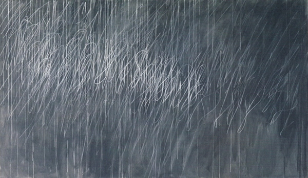 Cy Twombly--Untitled