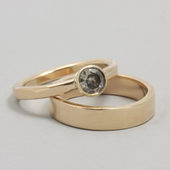 winter wedding photo shoot jewelry