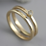 YellowGoldWeddingSet4